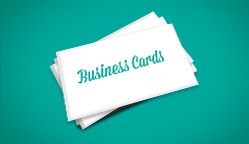 Business Cards Letterheads and Compliment Slips